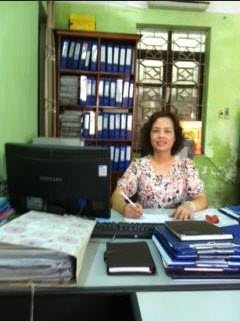 Ms. Nguyen Thi Kim Board - Chief Accountant Investment Corporation Hanoi project about accounting software CADS