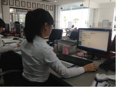 Ms. Phan Thi Huong Chief Accountant Vietnam Automobile Co., Ltd. Hung said about accounting software CADS